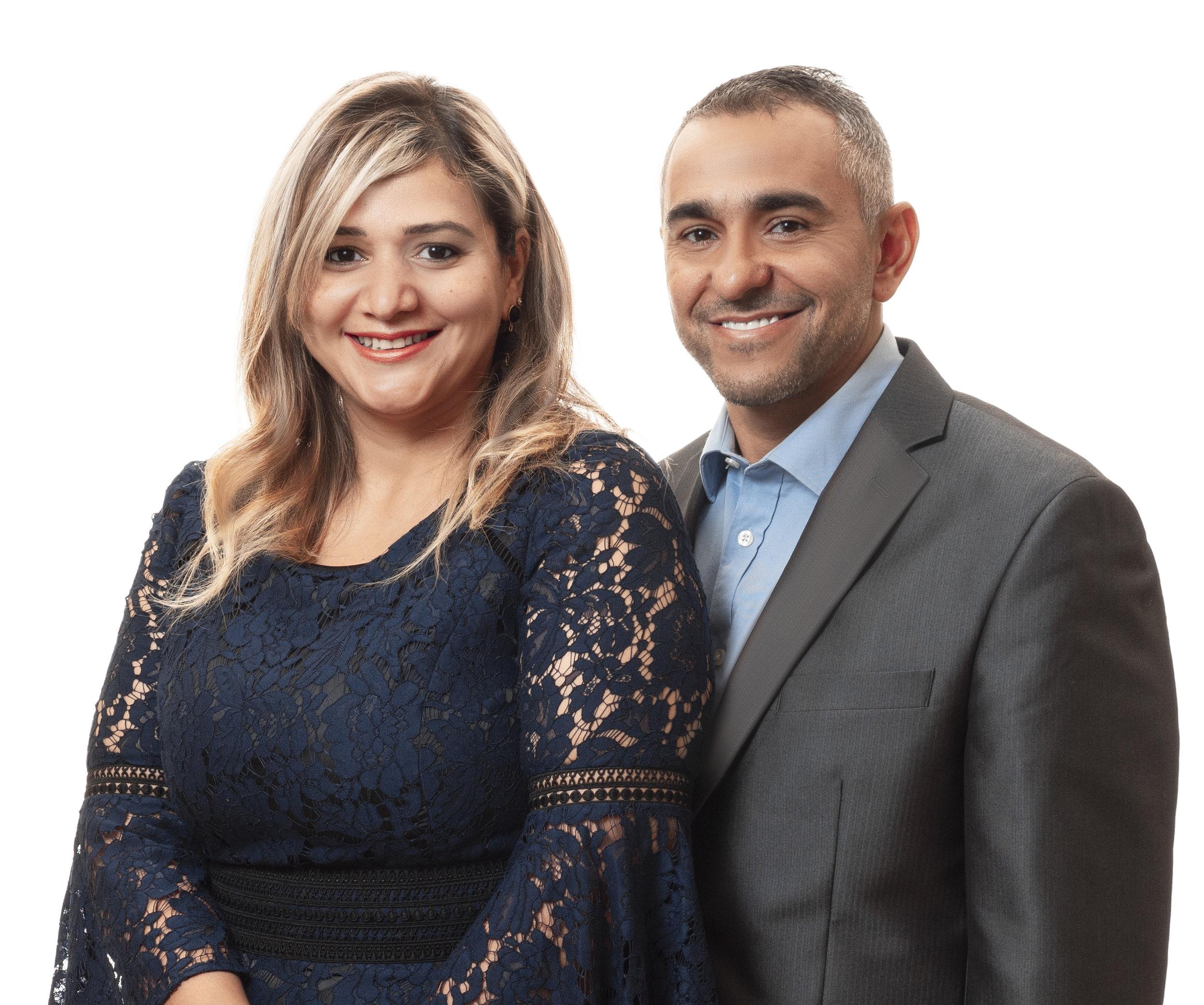 Pastor Eduardo e Rosangela Martins