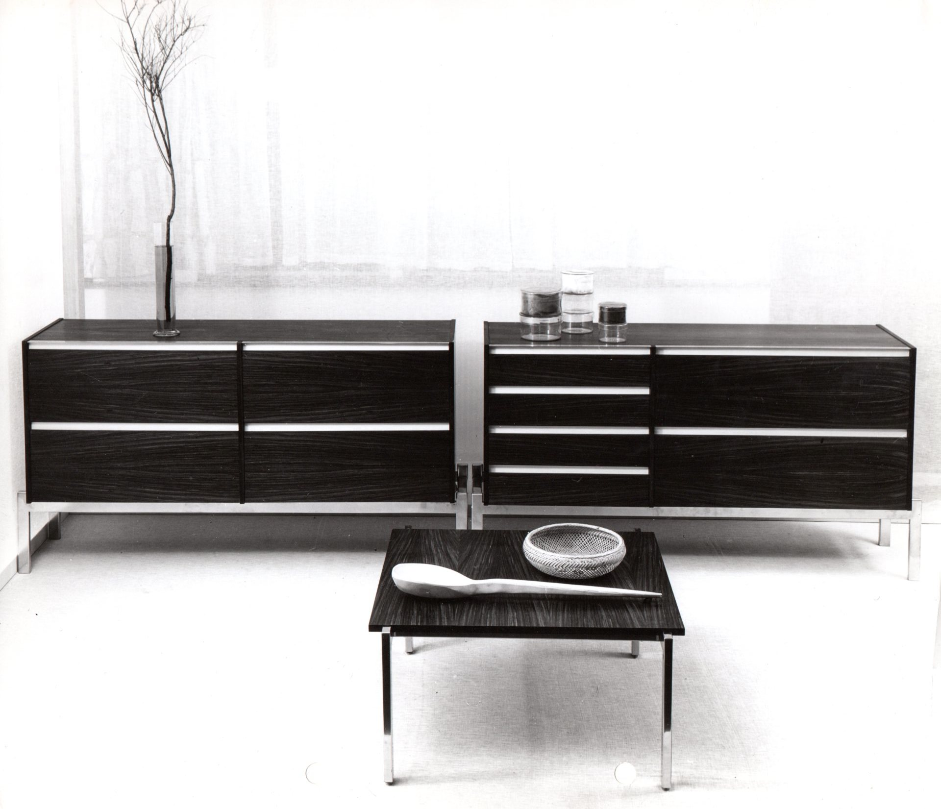 Credenzas JDL and JDK. Photo Ad Windig