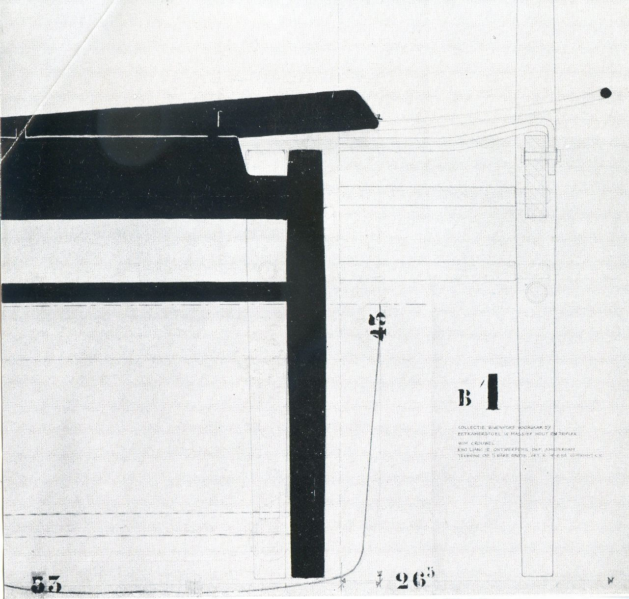 Original drawing (detail)