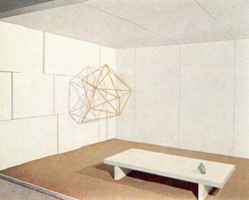 Kleur, Stedelijk museum Amsterdam 1958