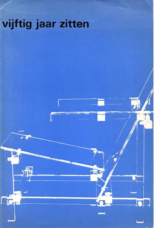 Vijftig jaar zitten, Stedelijk museum Amsterdam 1966