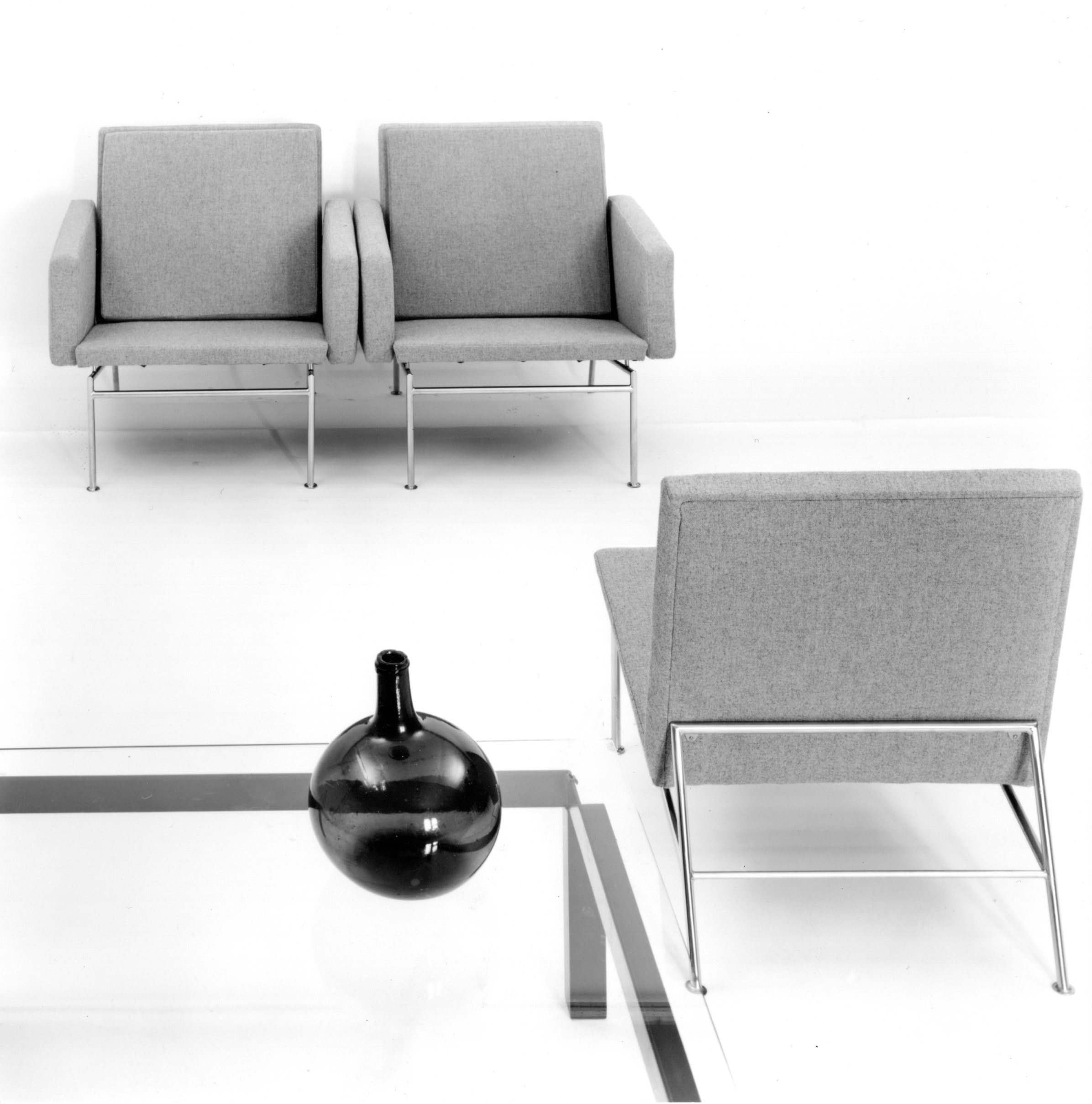 Designed in collaboration with Theo Ruth, Frans Bergs & Jacques Weijenbergh. Photo Karro Schumacher