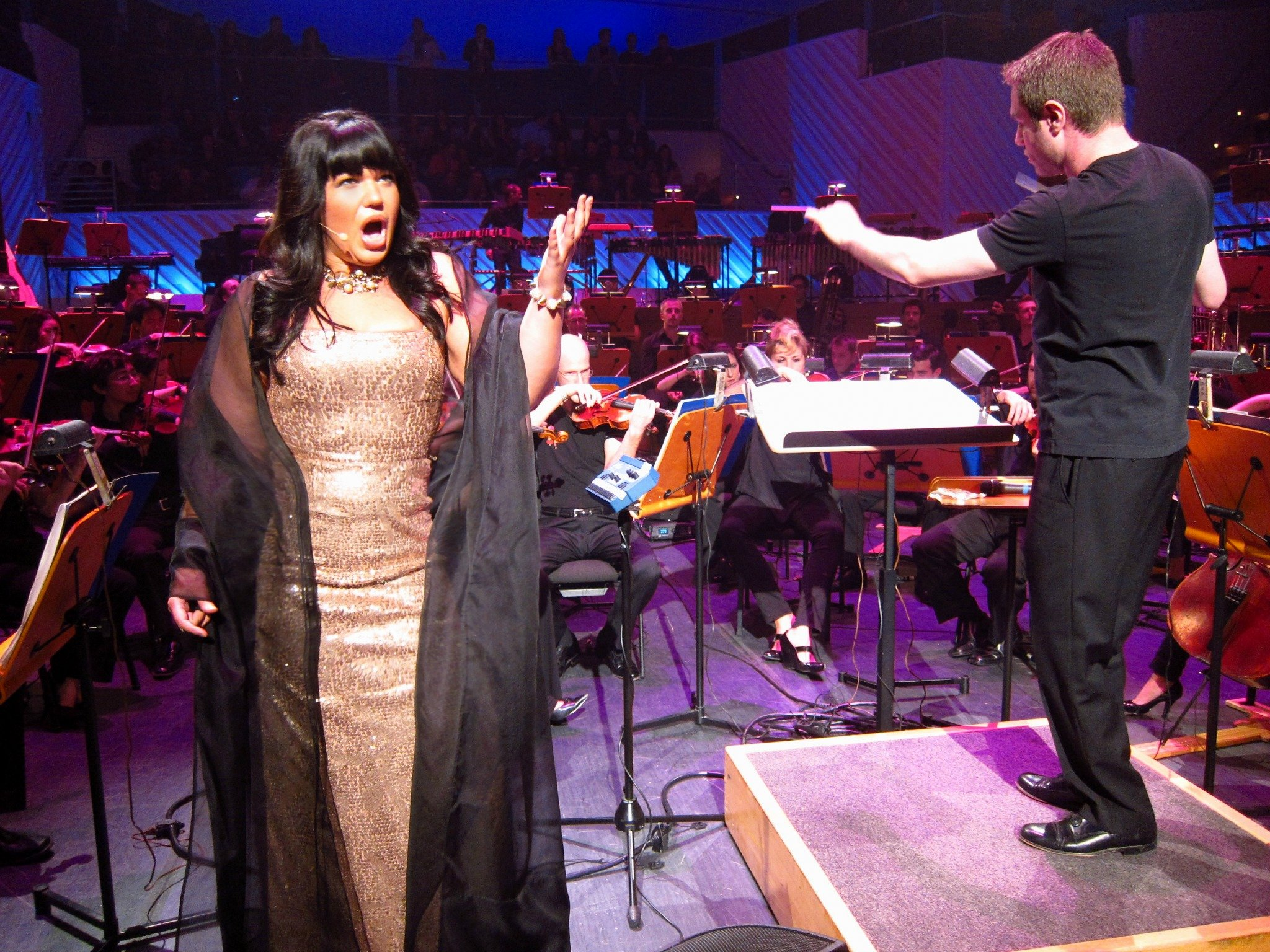Concert at New World Symphony - Photo by Flash Life Miami