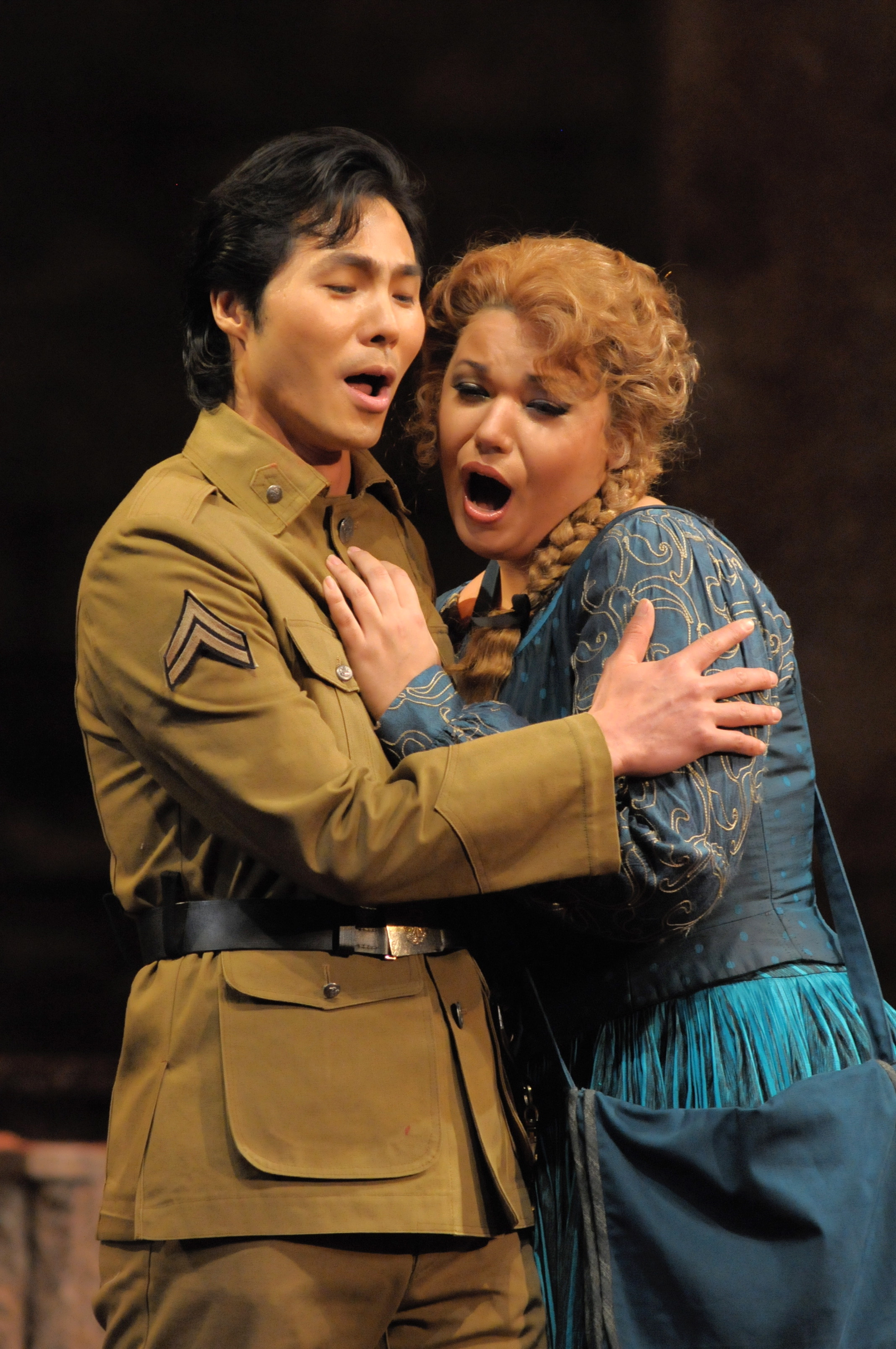 Carmen at Lyric Opera of Chicago - Photo by Dan Rest