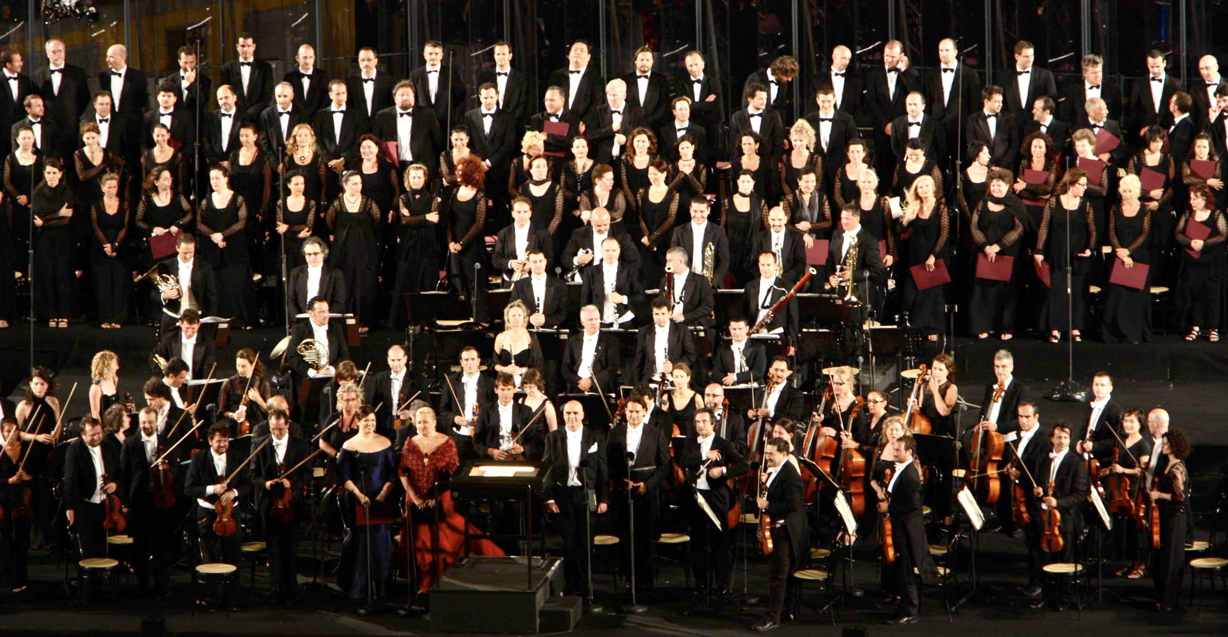 Orchestra & Chorus Maggio Musicale Fiorention at Ravenna Festival