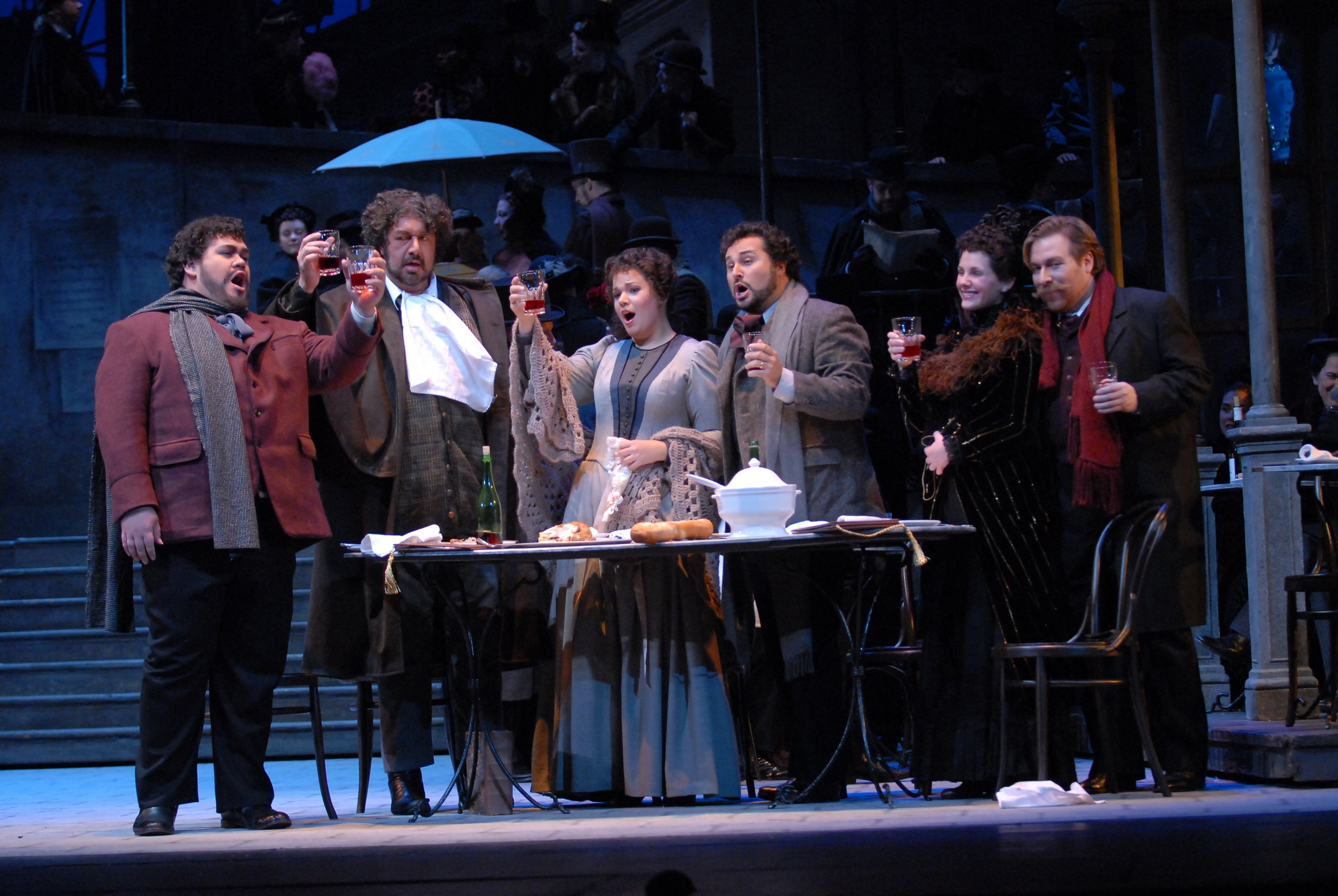 La Bohème at Lyric Opera of Chicago