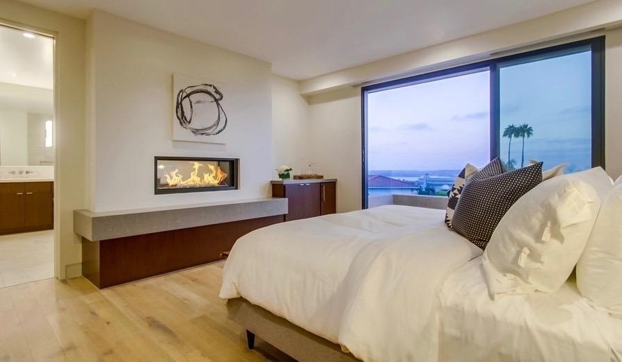 Grawski master bedroom