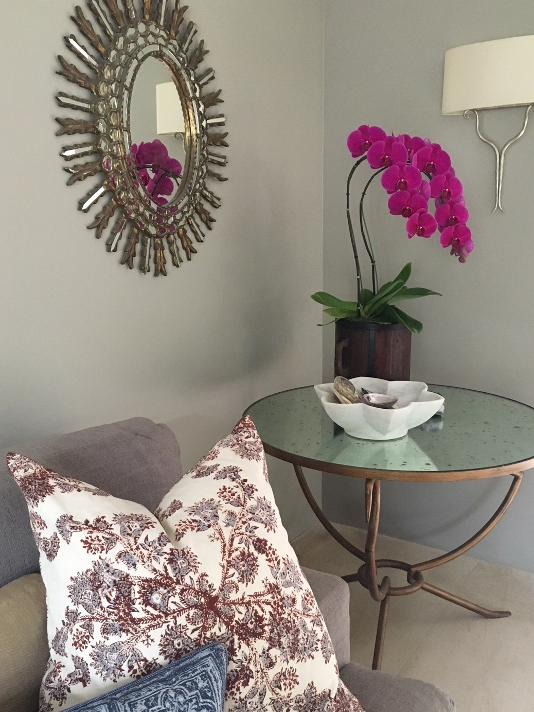 Grawski pink orchids