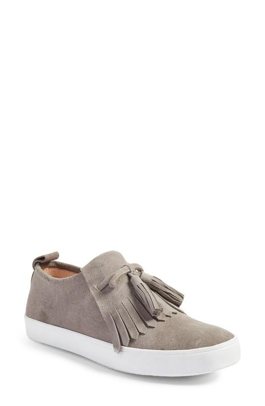 Kate Spade lenna Tassel Sneaker