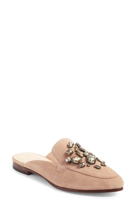 Cavell loafer mule
