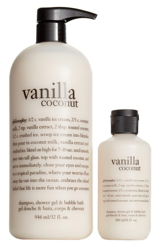 Vanilla Coconut Philosophy