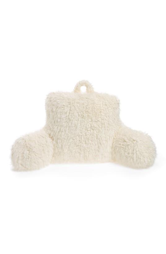 Shaggy Fur backrest pillow