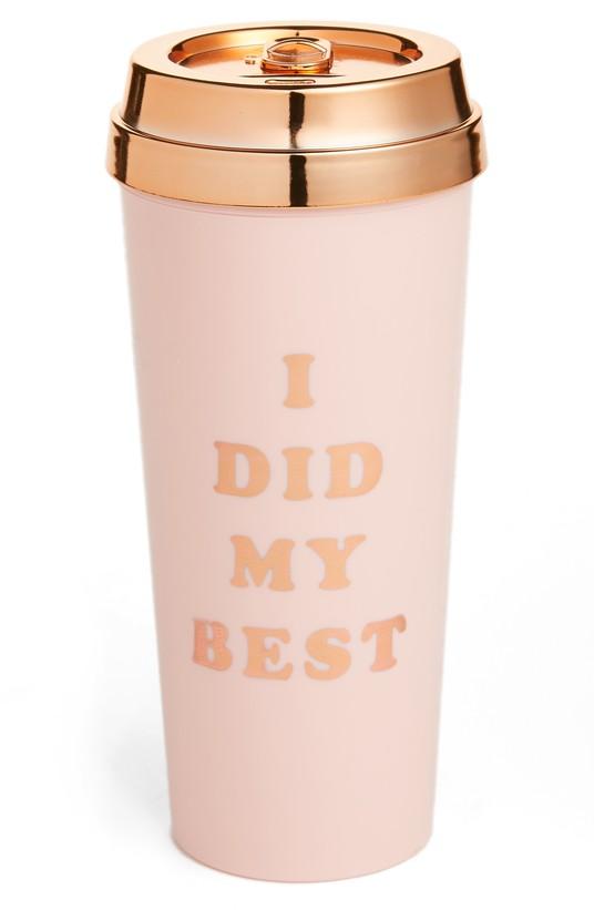 I Did My Best Mug