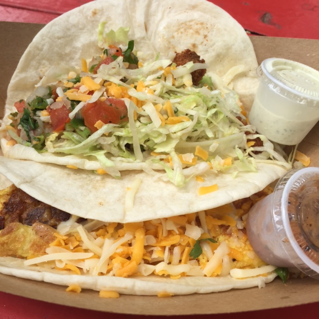 How many Torchy's Tacos can I eat per day?