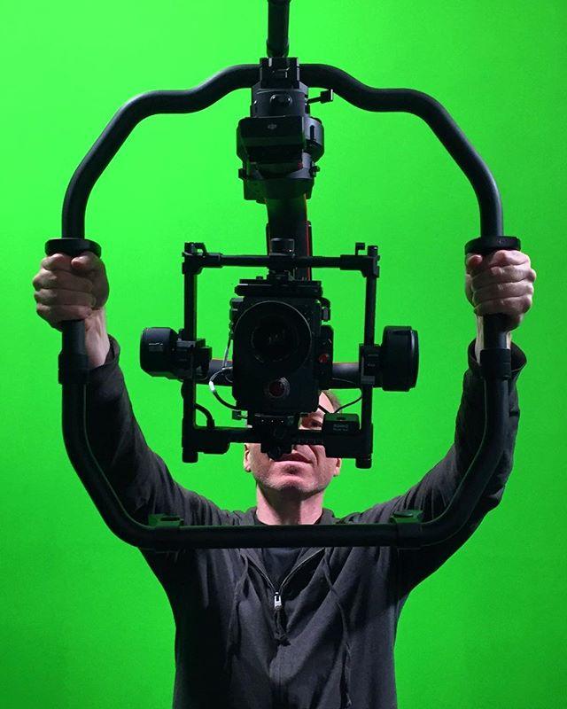 'He ain't heavy... #cameradept #griplife #djironin2 #ronin2 #redweapon #r3d #gimbals