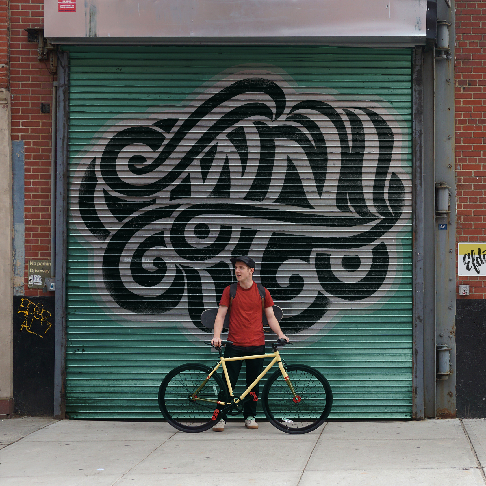 PS.Click the photo above to read the post I wrote for State Bicycle Co.covering my 8-week lettering series.