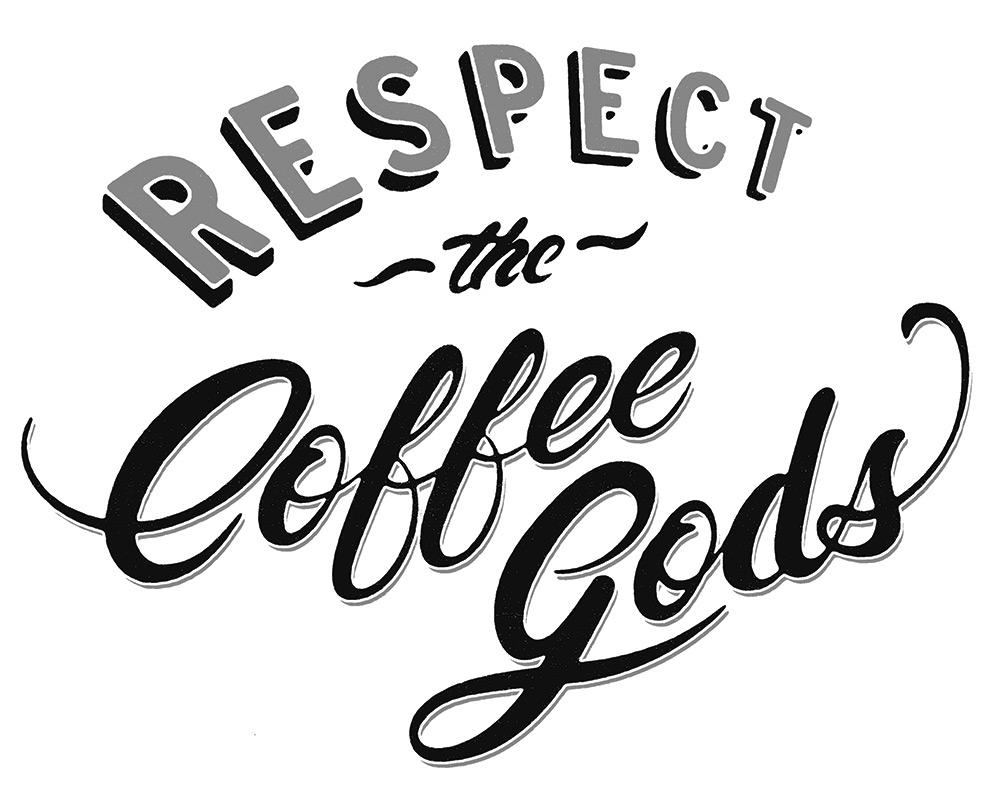 Perk Kafe  :Signage