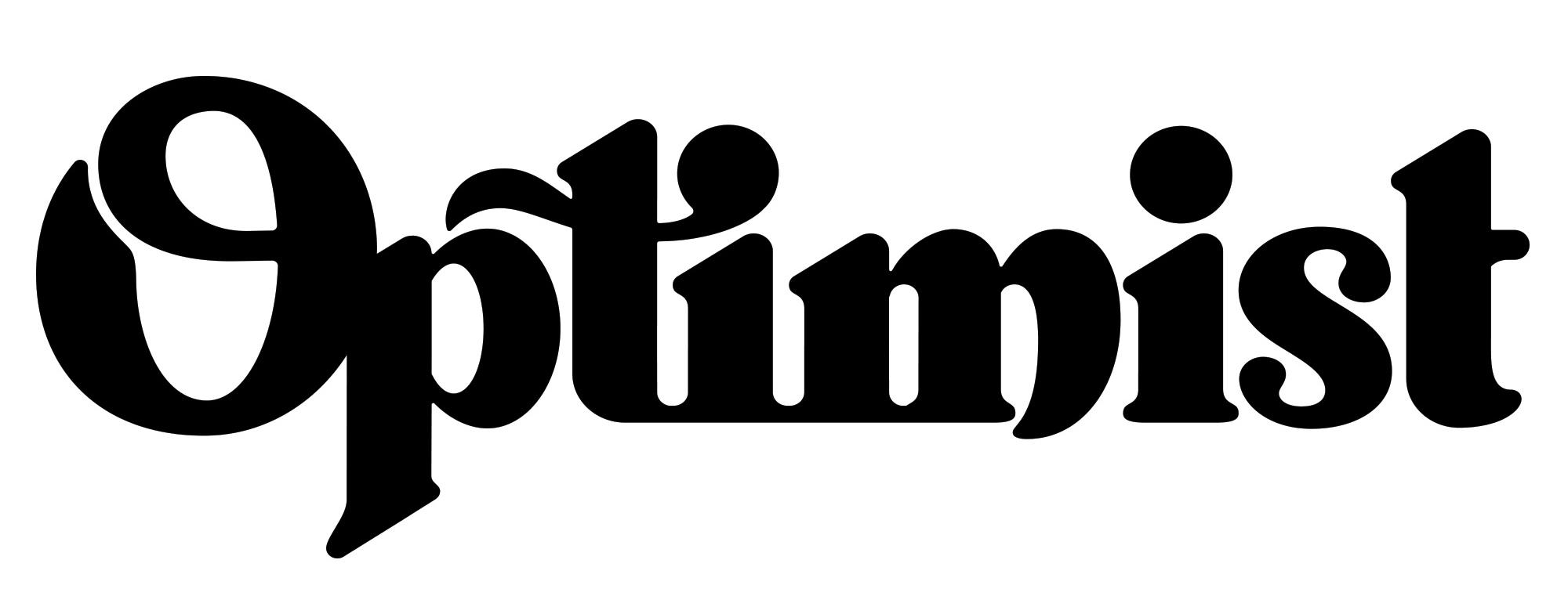 Optimist  - Film, Letterpress Prints