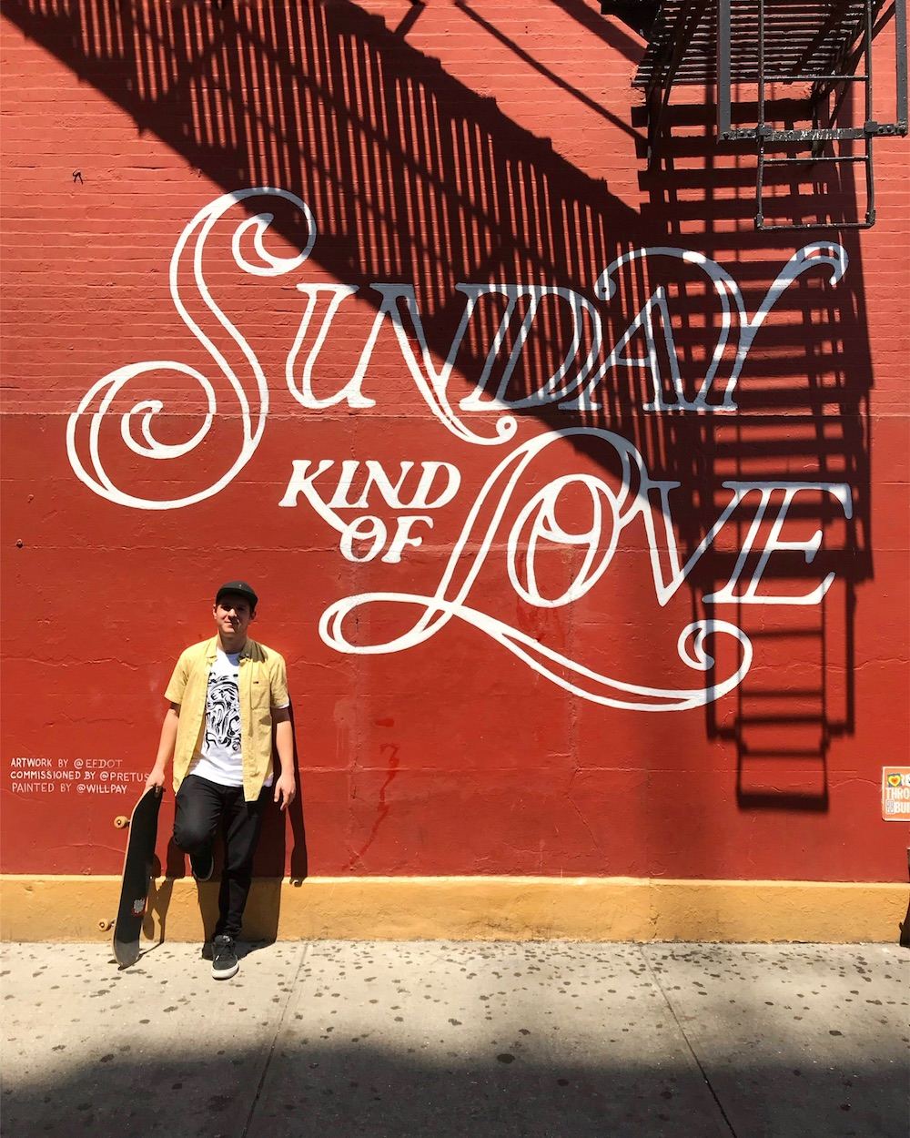 Efdot_sunday_kind_of_love_mural.JPG