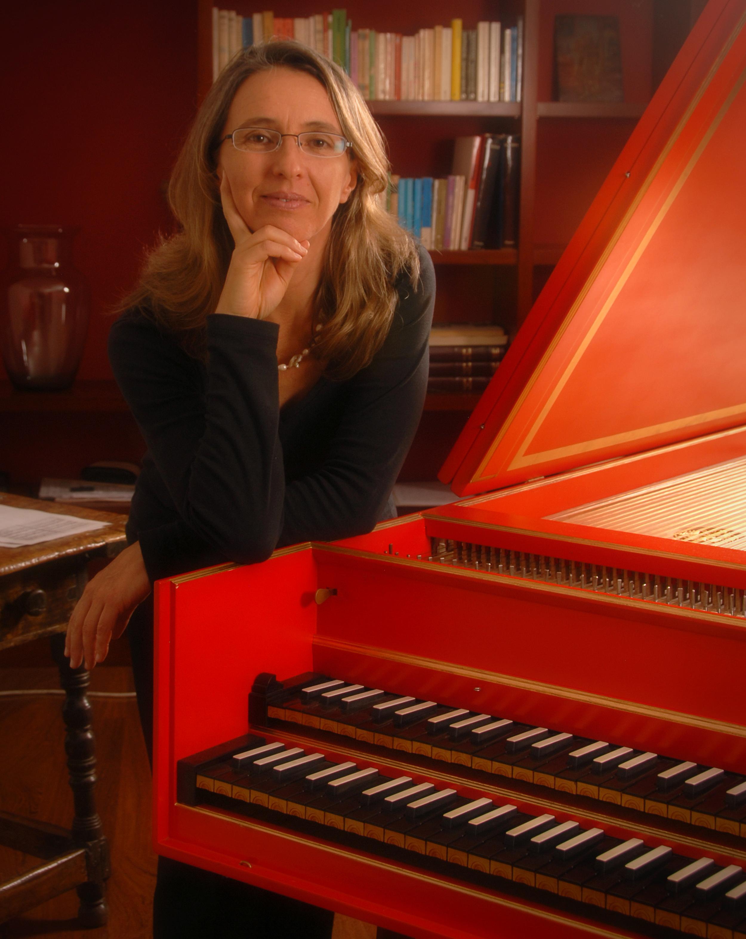 Eleonora Rueda, Fortepiano