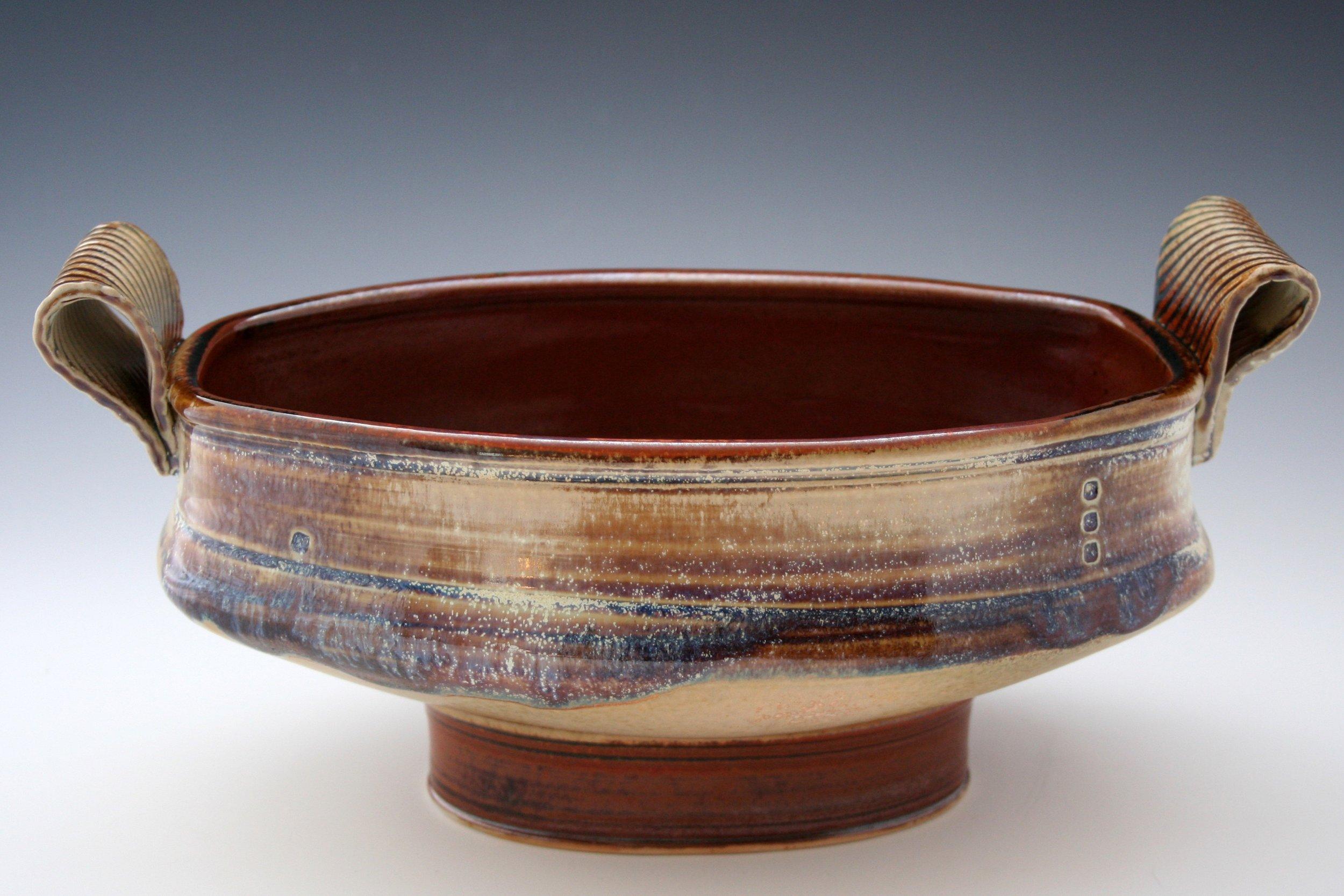 oval fruit bowl