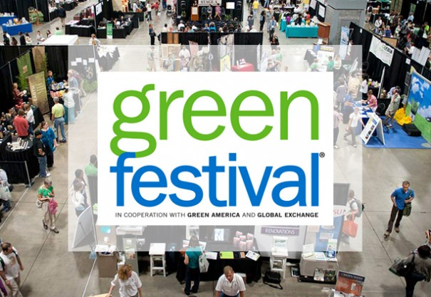 Green Festival®   is a vibrant, dynamic marketplace where companies and organizations come to showcase their green products and services, and where people go to learn how to live healthier, more sustainable lives.