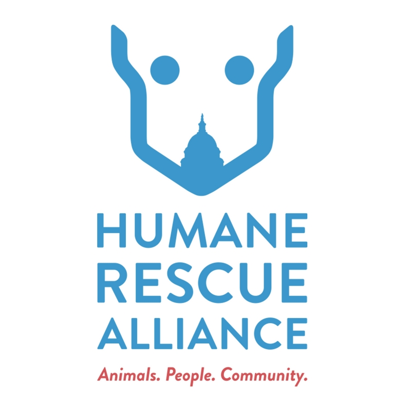 The Humane Rescue Alliance was established by the historic merger of two iconic animal welfare organizations: the Washington Humane Society (WHS) and the Washington Animal Rescue League (WARL). Committed to the welfare of animals, they have a proficiency and knowledge in all aspects of animal care, from providing quality, affordable medical services to creating families with each adoption. Most importantly, they are dedicated to protecting animals and to placing and keeping them with caring families.