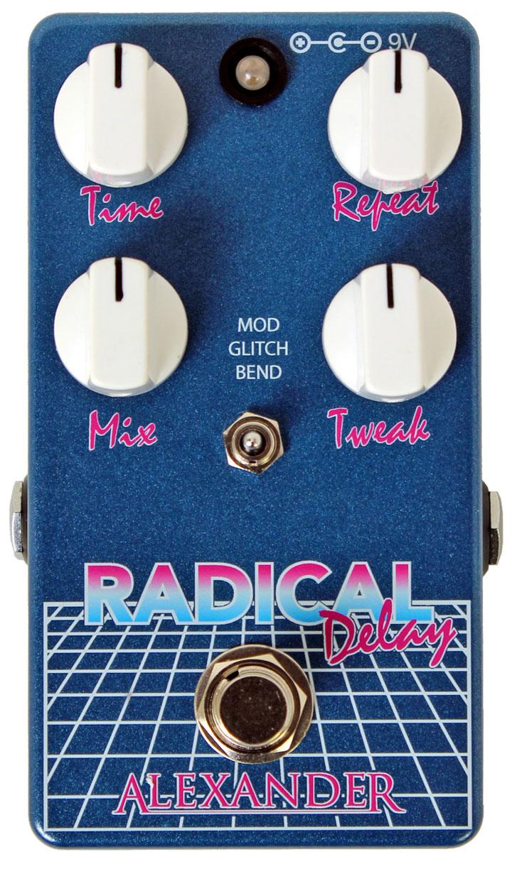 Radical Delay