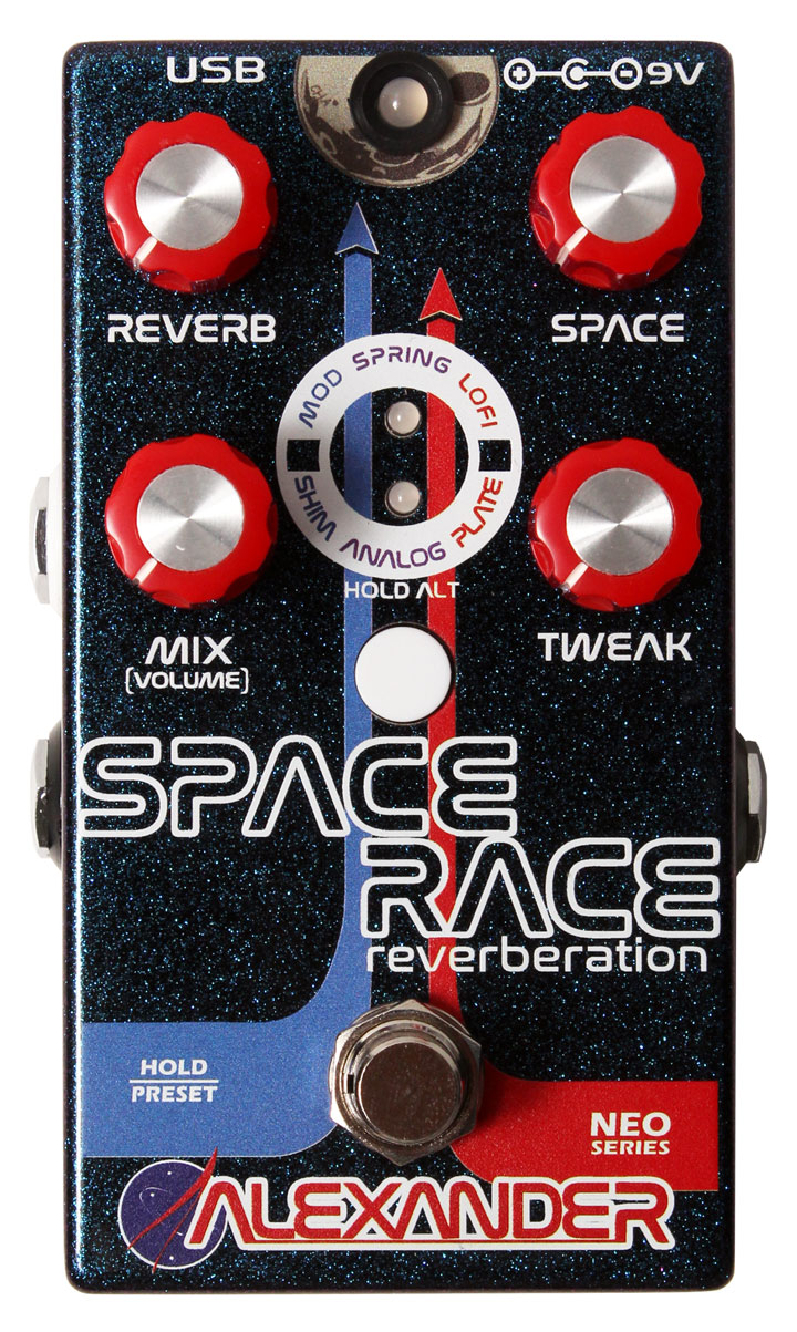 Space Race Reverberation