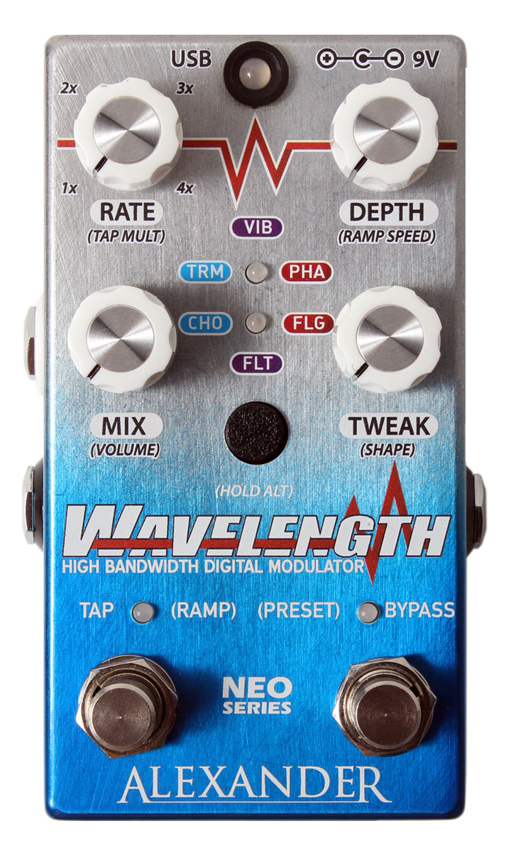 Wavelength Digital Modulator
