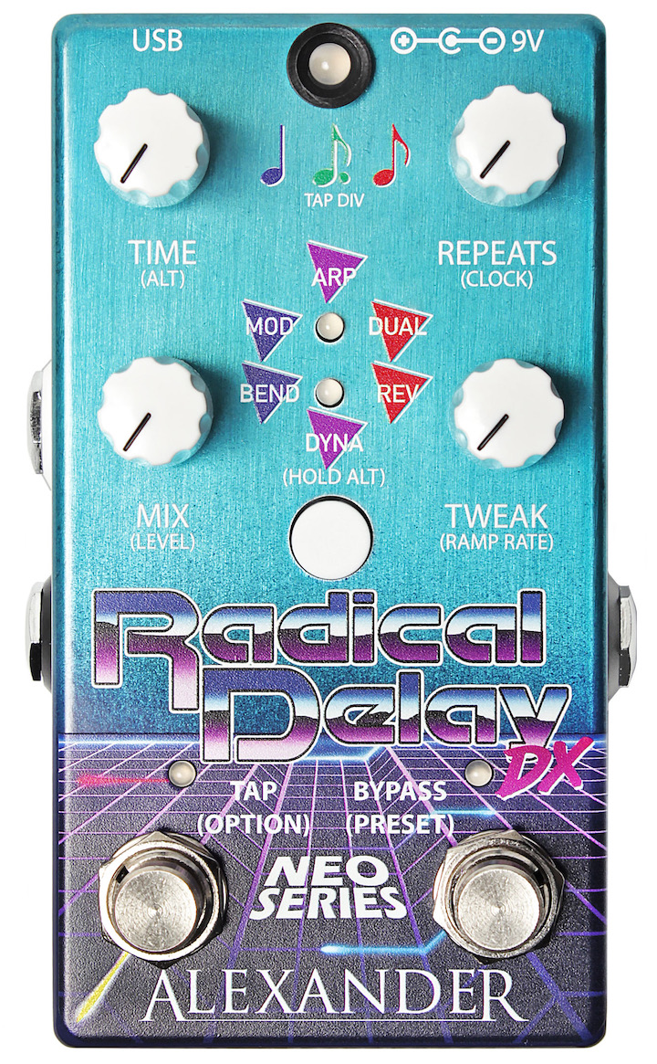 Radical Delay DX