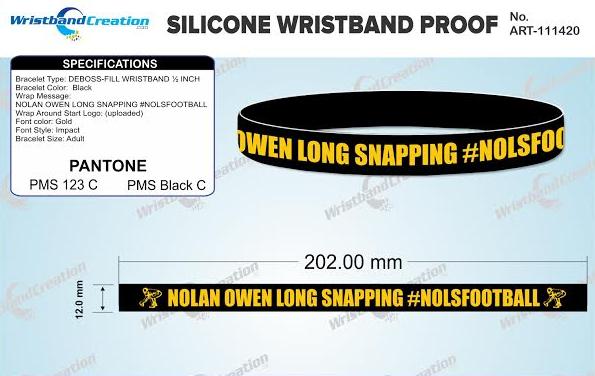 NOLS Football Wristbands.PNG