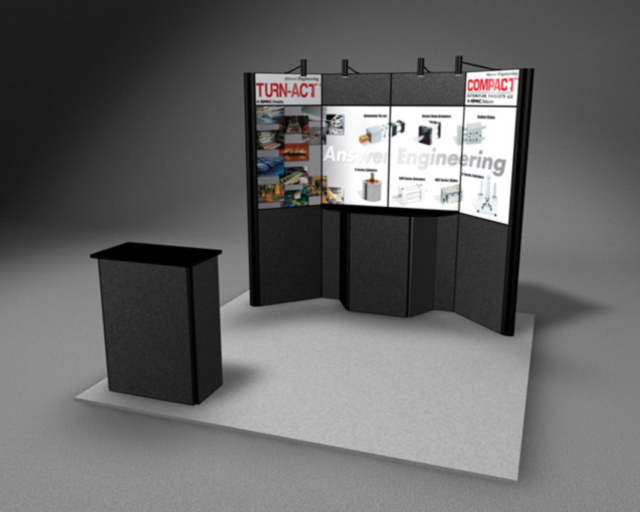 Advantage Panel Display System