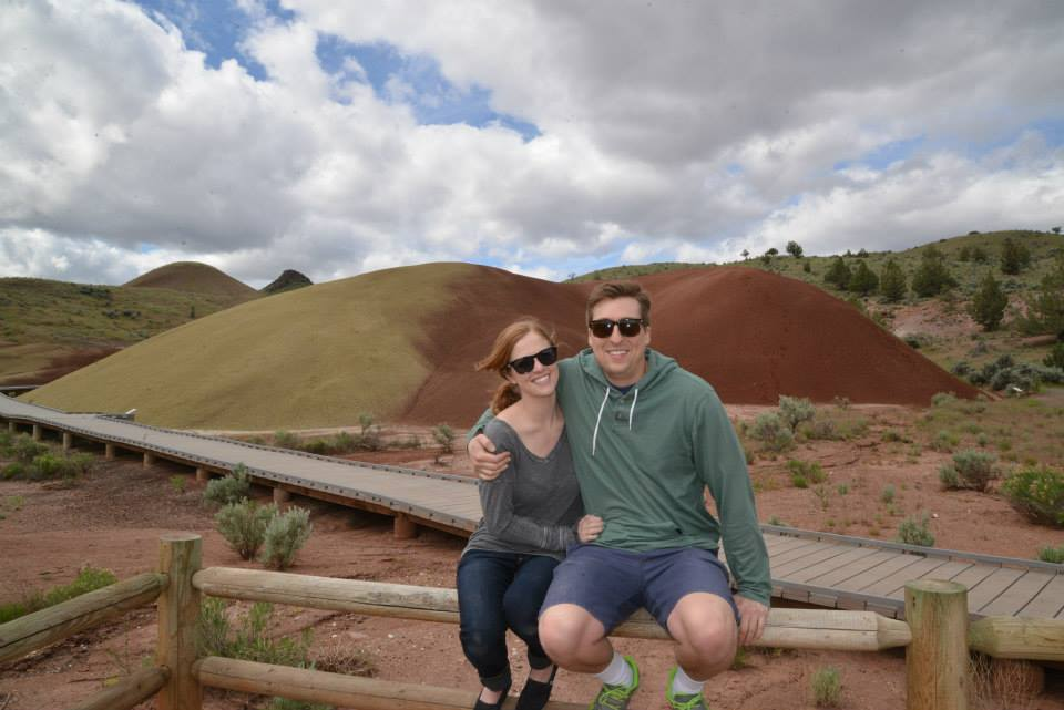 Painted Hills Eastern Oregon