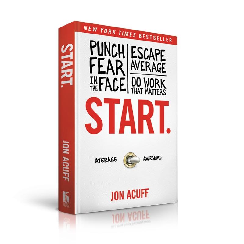 Jon Acuff Start