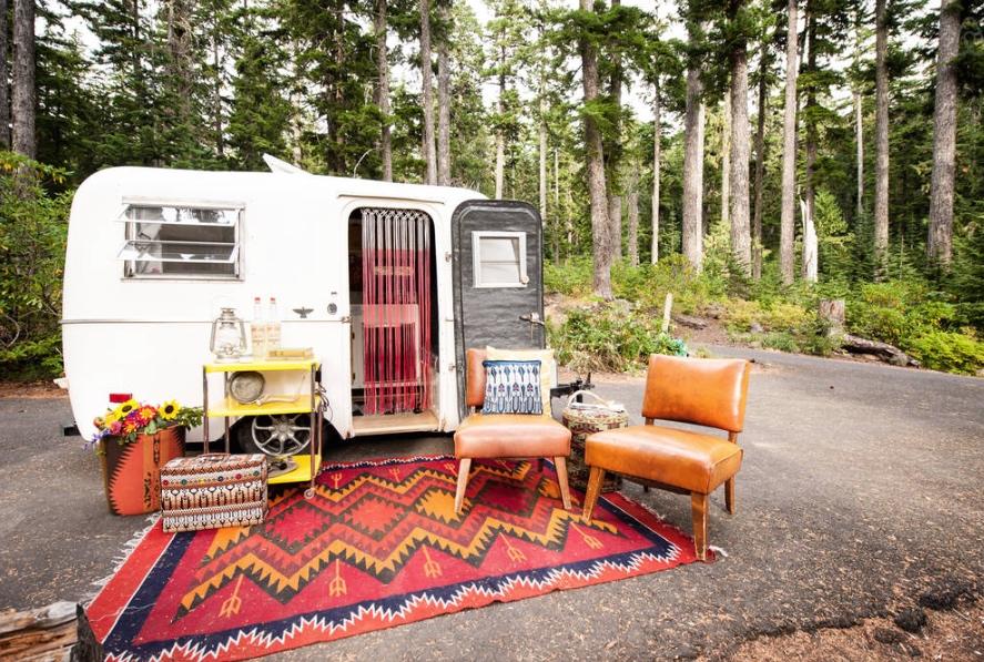 Courtesy:  Hitch & Roll via Airbnb
