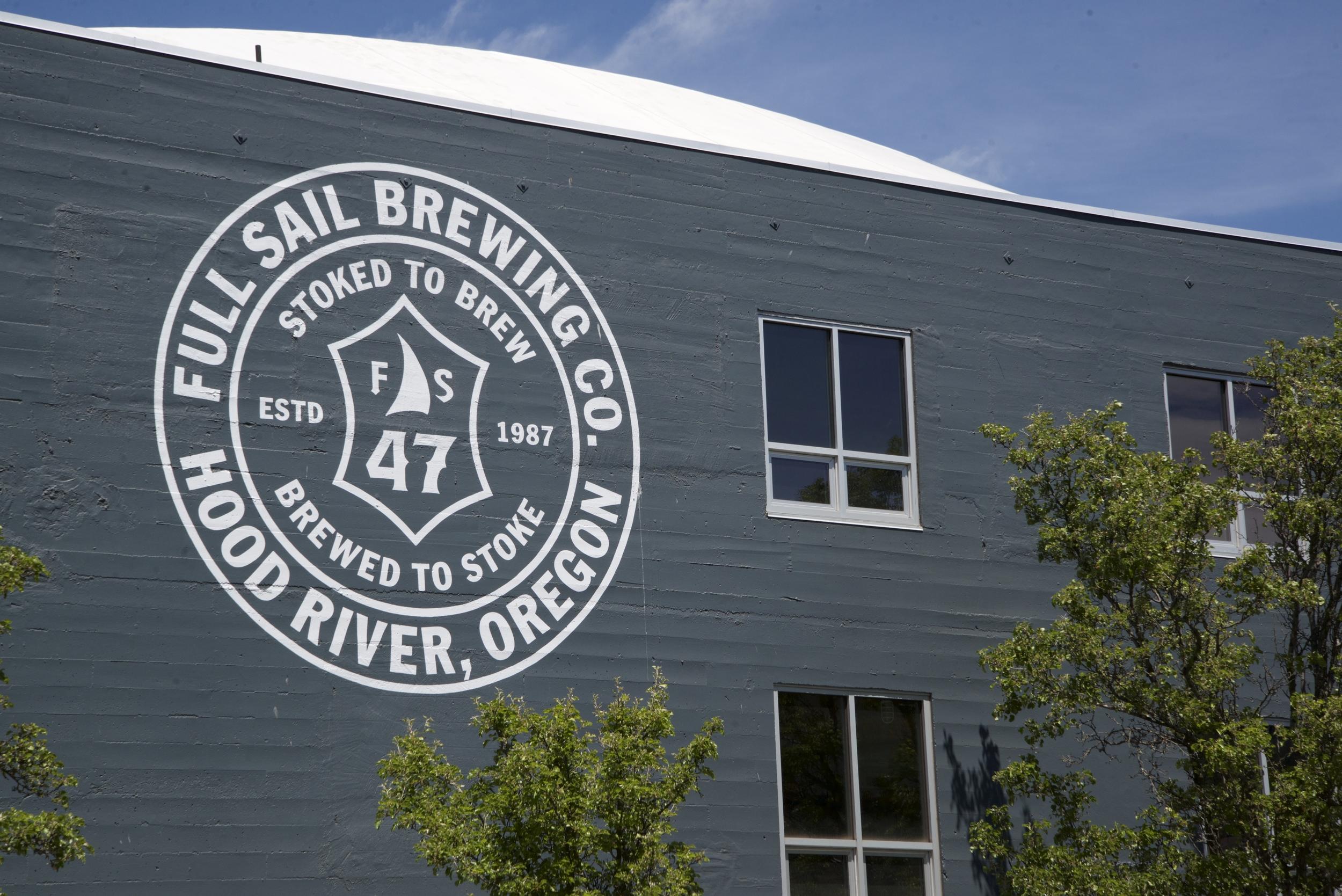 Full Sail Brewing Company, Hood River, Oregon