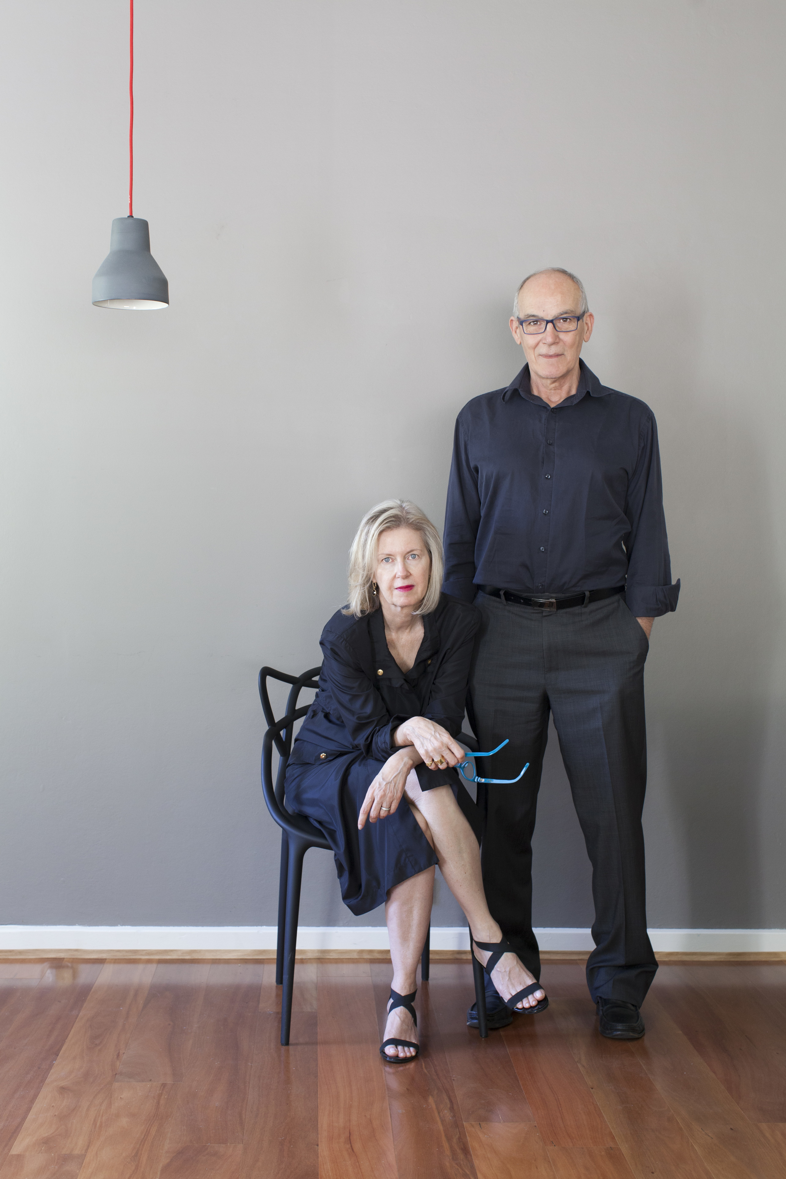 CATHERINE & ROLAND BAUDET - DIRECTORS
