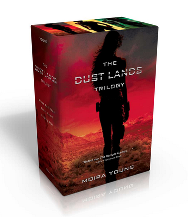 The Dust Lands by Moira Young