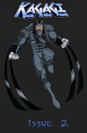Kagagi: The Raven . Copywrite    Jay Odjick