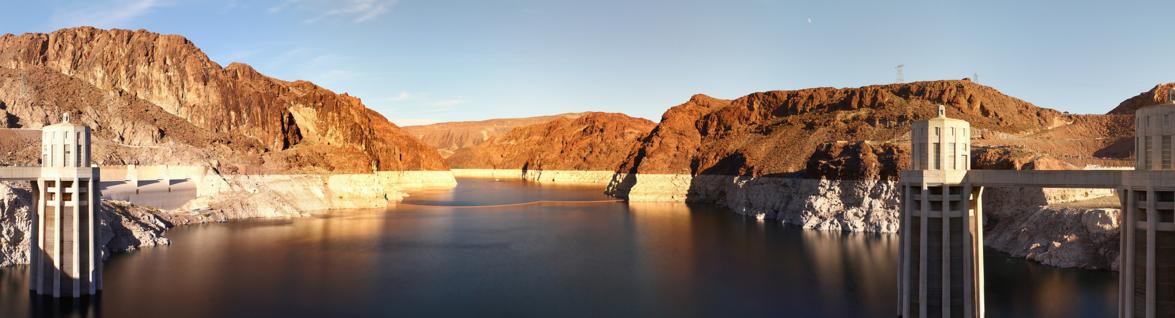 Lake Mead photo by  Kumar Appaiah .