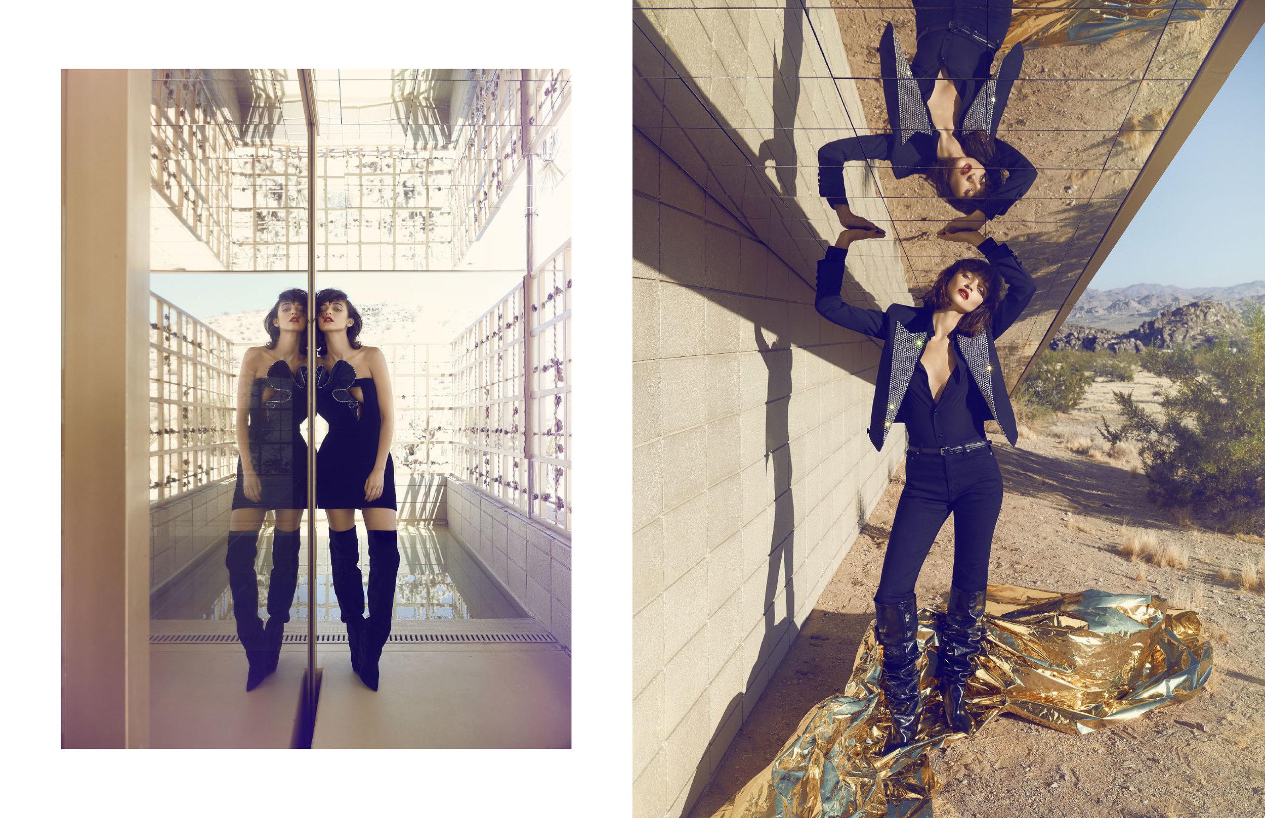 #YSL #Saintlaurent #fashion #photography #sorbet #michelelaurita