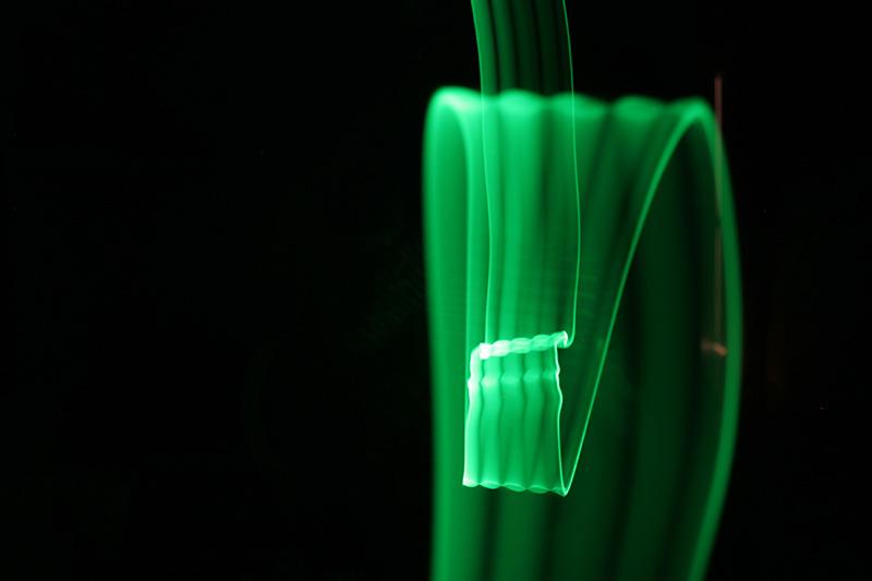 leaf room to glow