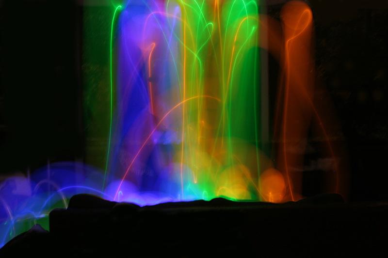 color falls