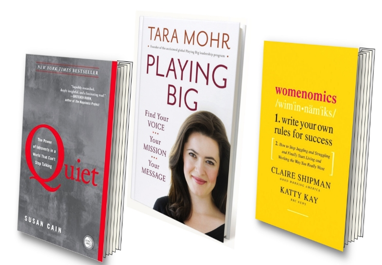 Book Reviews Playing Big Quiet Womenomics