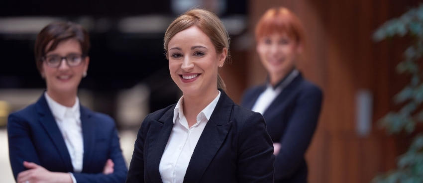 Women in LeadershipTalent Revolution - Corporate Groups