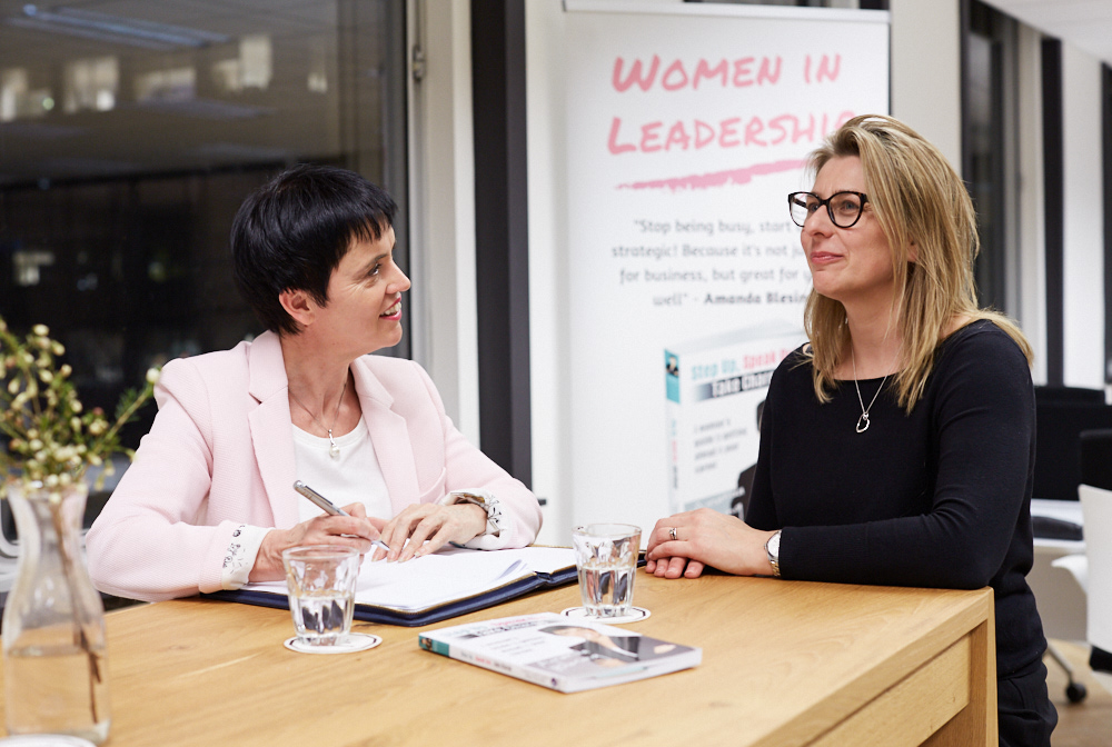 Level Up Career6 & 12 months - Promotions, raises & better opportunities for executive women