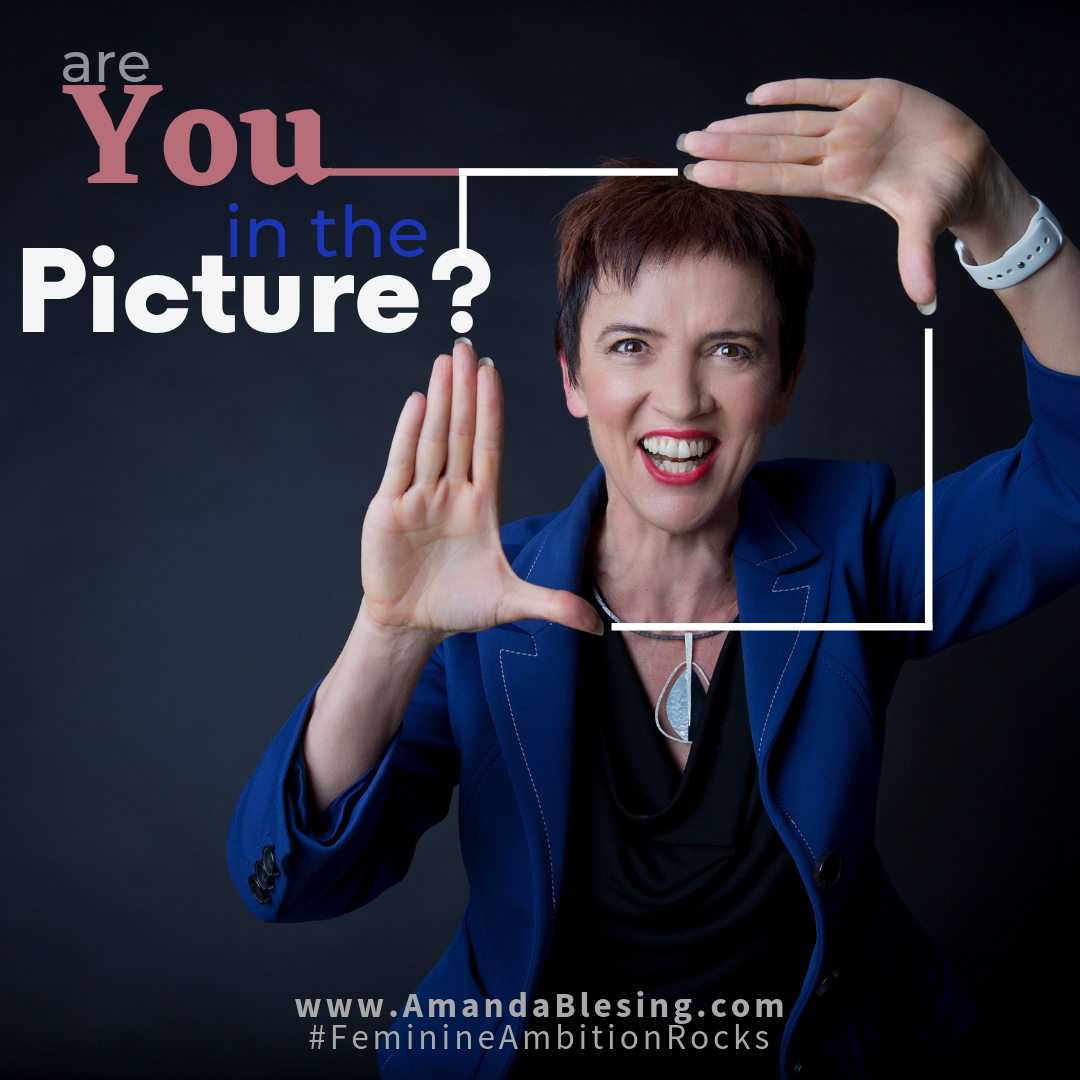 Stand out for all the right reasons with Amanda Blesing