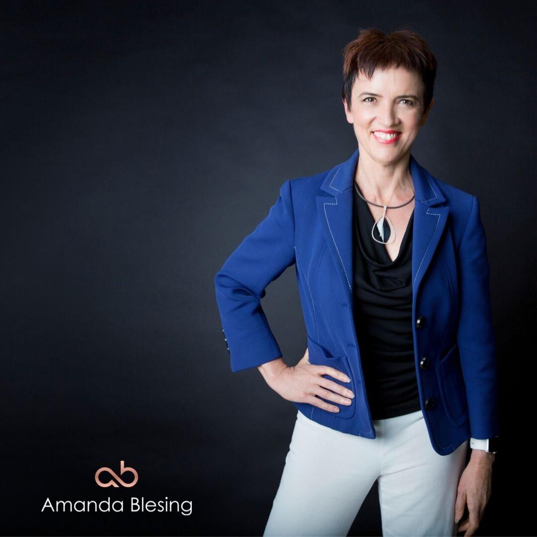 Amanda Blesing, Executive Coach