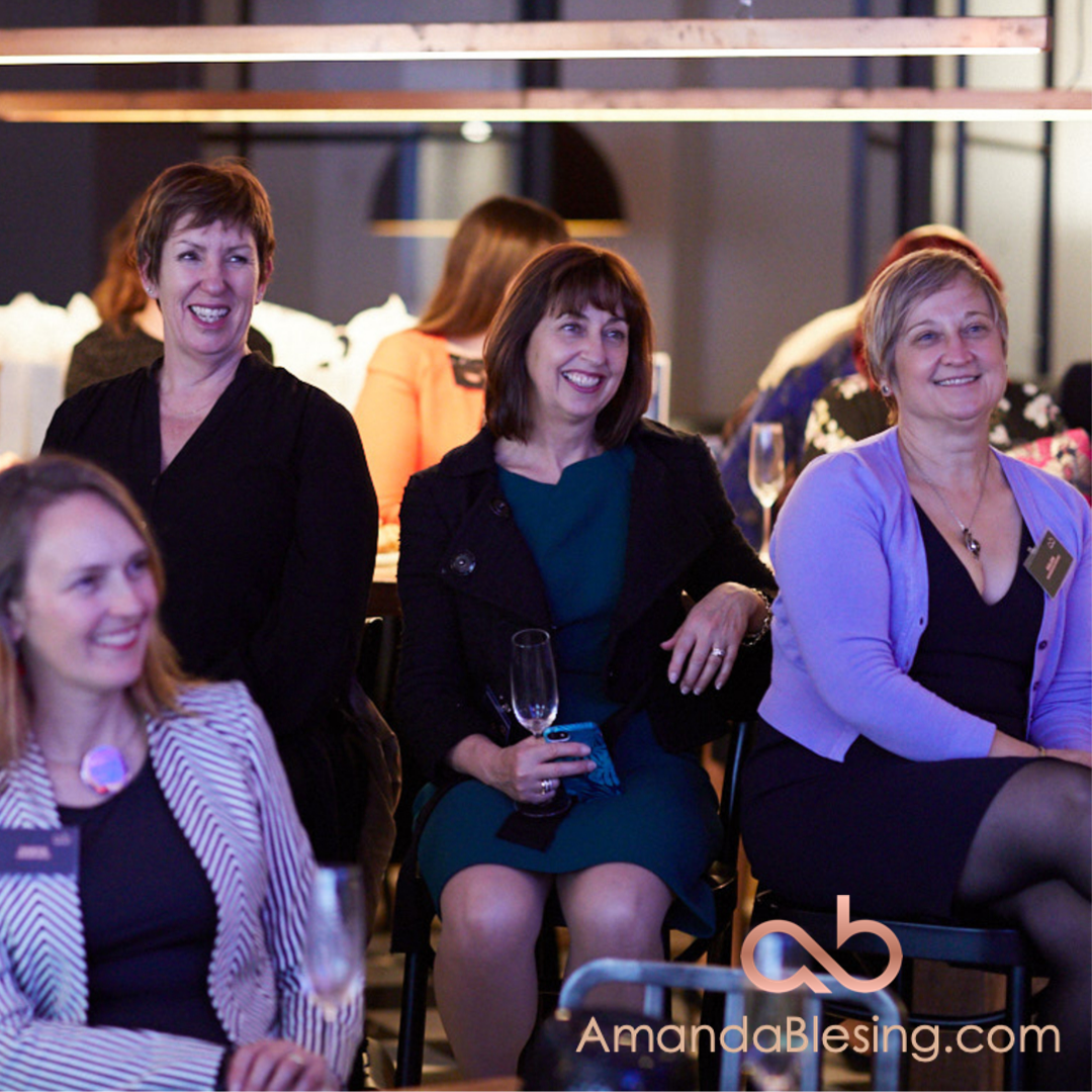 Thanks to clients and guests who turned up for the VIP launch of From Invisible to Invincible - a self promotion handbook for executive women, written by Amanda Blesing